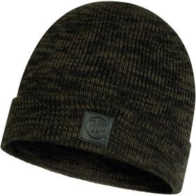 Buff Knitted Hat edik khaki